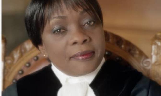 Congratulations Lady Justice Julia Sebutinde!